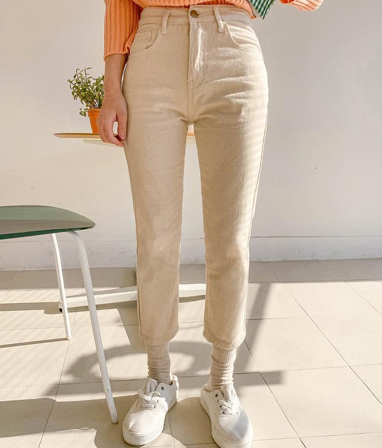 ESSAYSolid Tone Pants