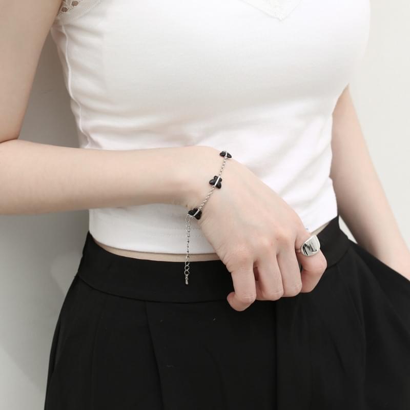 Alain Butterfly Chain Bracelet