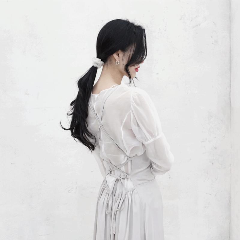 Flow Back Cross Dress
