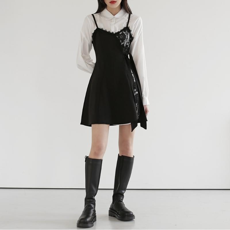Collis shirt Dress set