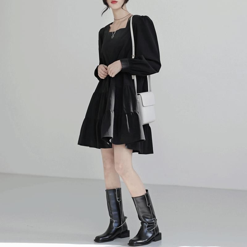Maybe frill Dress