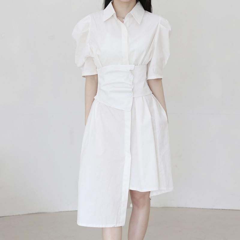 jay belt long Dress