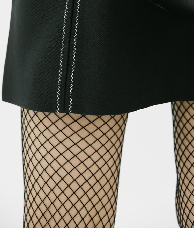 Cleo mesh tights