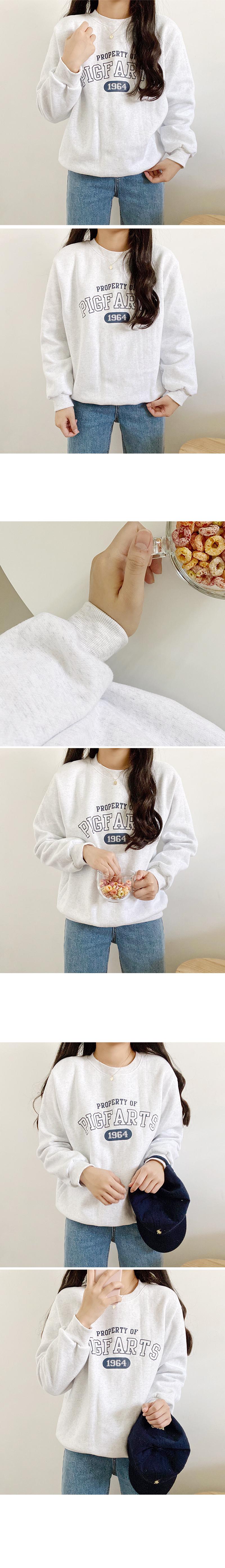 1964 Fleece-lined Sweatshirt