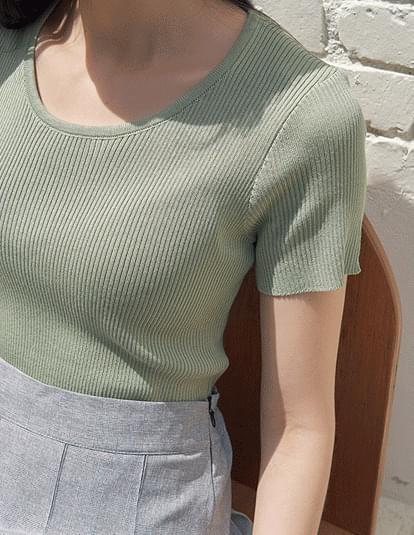 Day & Summer Round Knitwear