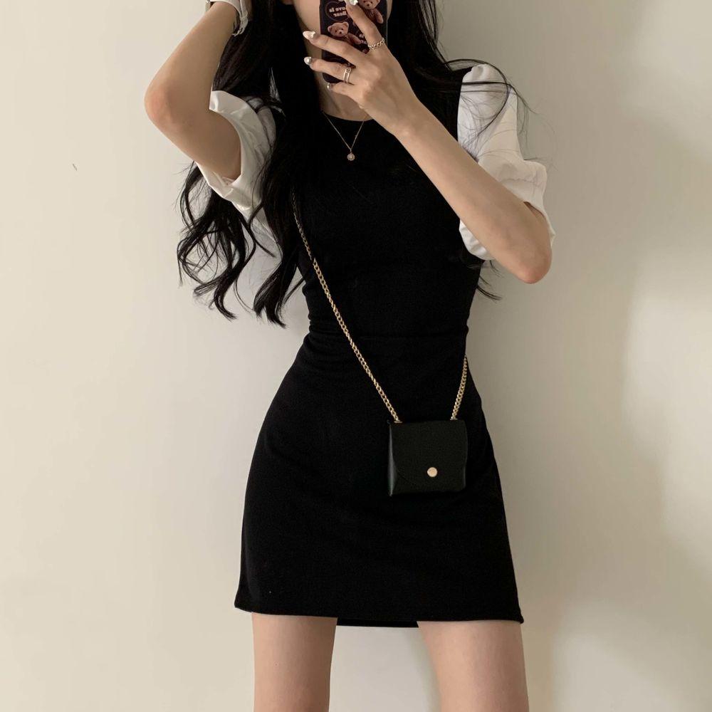Tutu Mood Short Sleeve Dress