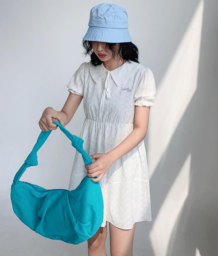 High eco shoulder bag