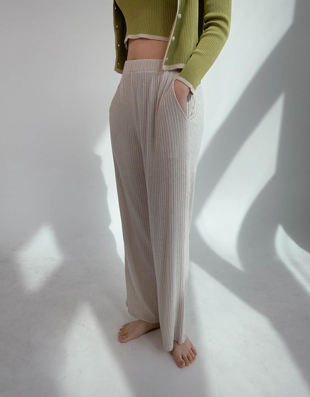 Balance cardigan set