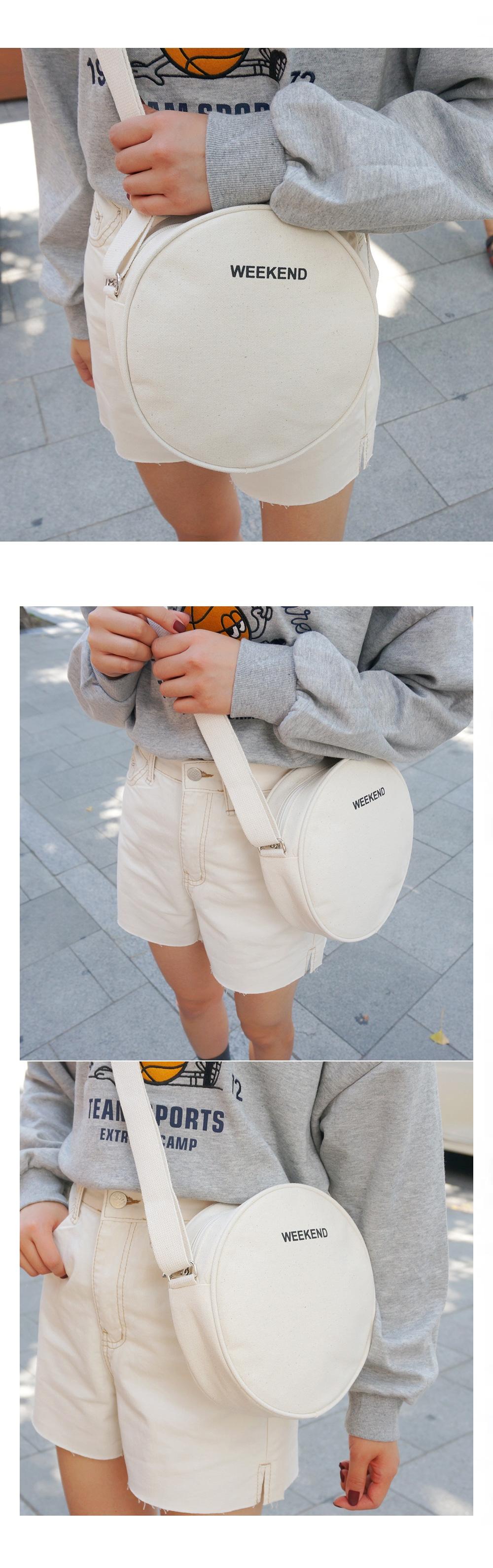 Wealded Tambourine Bag