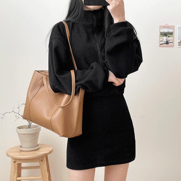 Minute Anorak Mini Dress