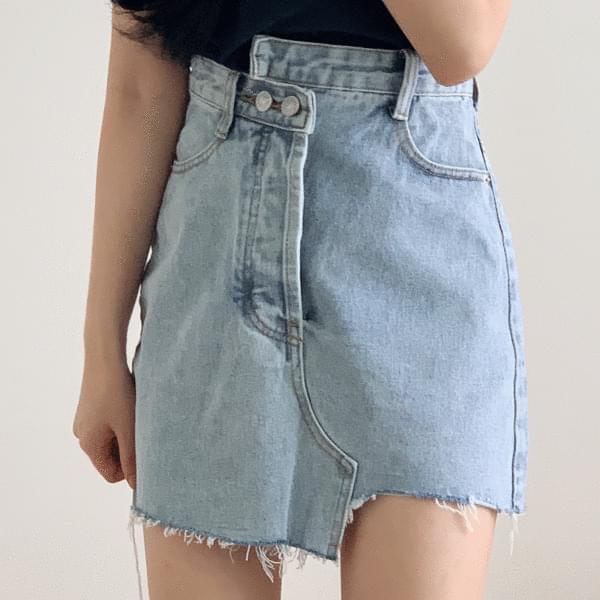 Unfoot Girly Denim Skirt