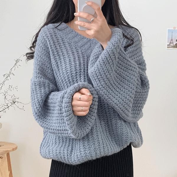 Turban Wool Knitwear