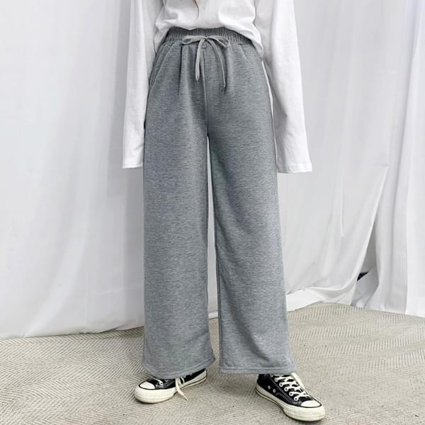 Tooth wide training pants