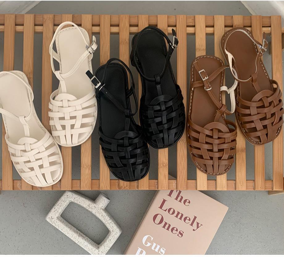 Duzd strap sandals