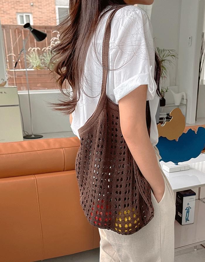 Dongle Knitwear Bag