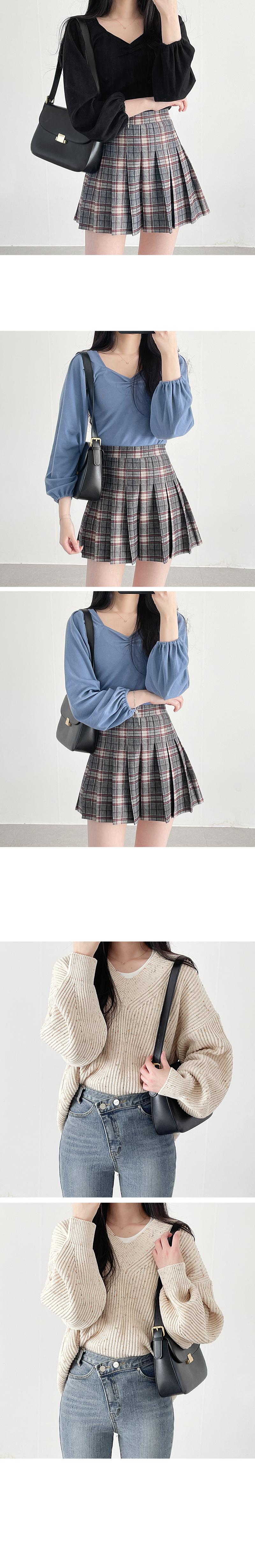Coyu cross & shoulder bag