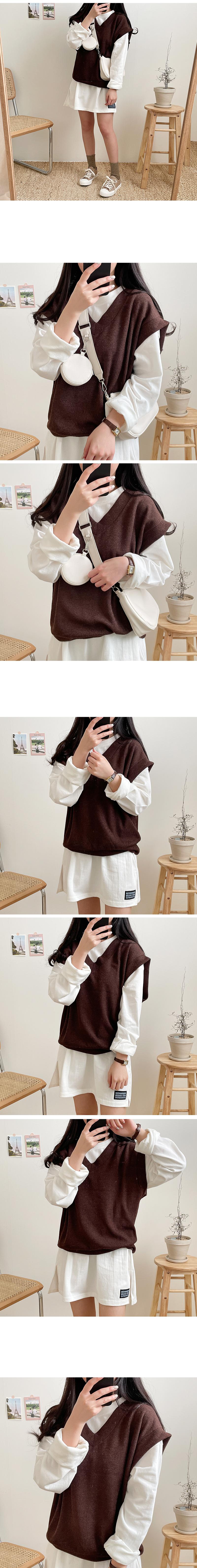 Erren Knitwear Vest