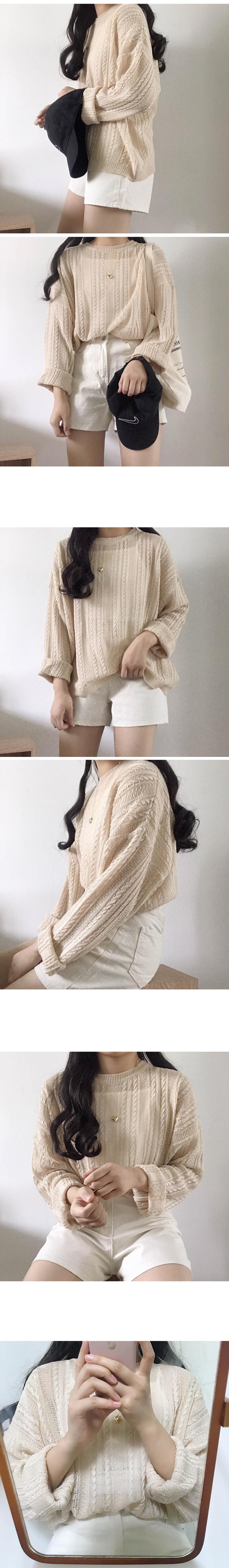 Twisted Rouge Knitwear