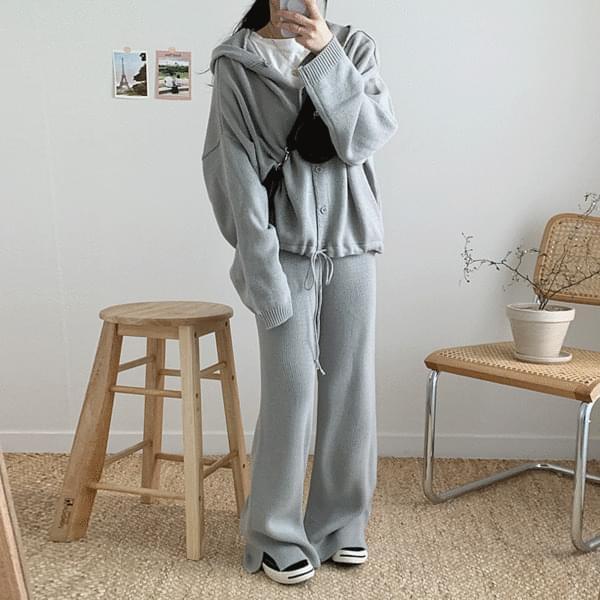 Marvin Wide Knitwear Pants