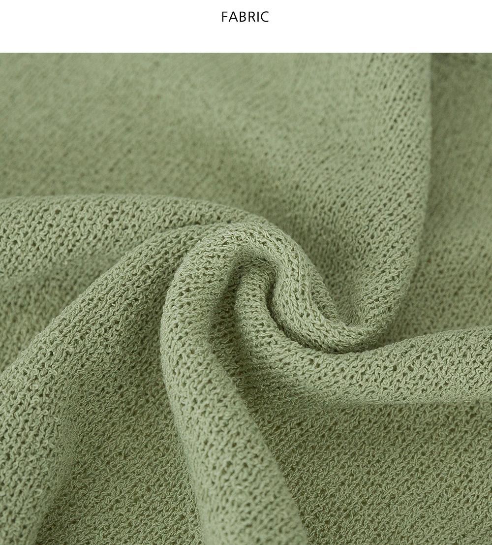 Lesia Boucle Summer Knitwear