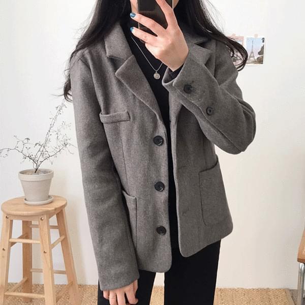 Mori wool coat