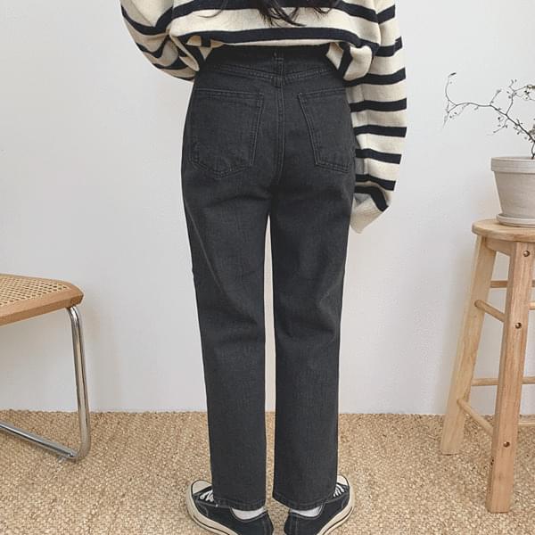 The tallest black Black Denim denim pants