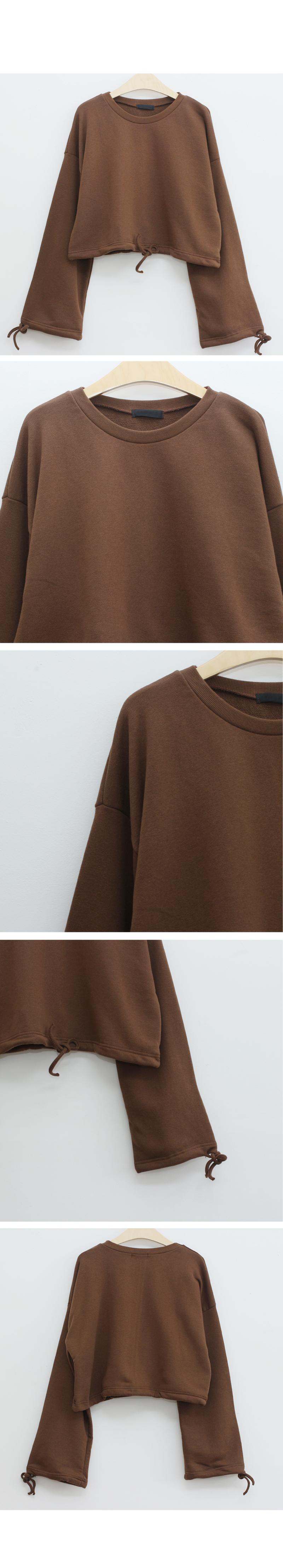 Deer String Sweatshirt