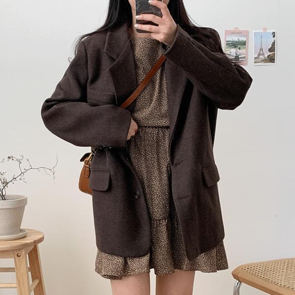 Soming wool jacket