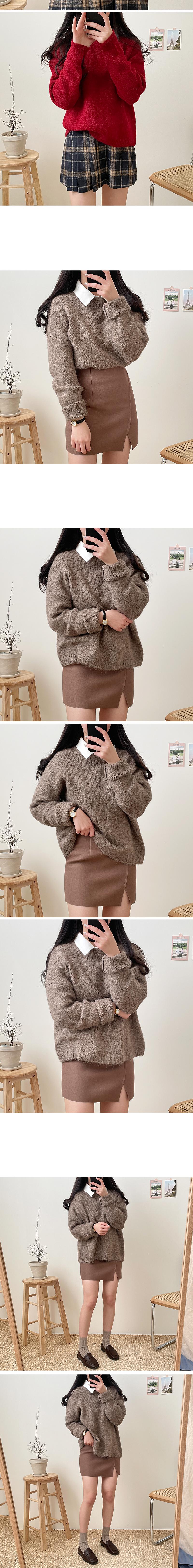 Alpaca Mix Knitwear