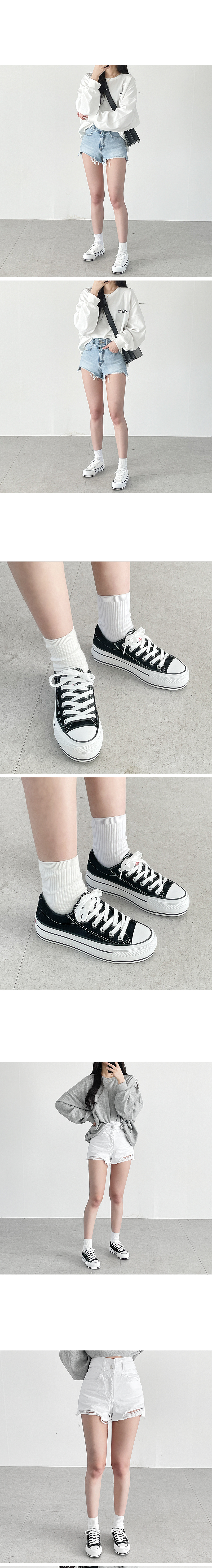 Every cotton sneakers