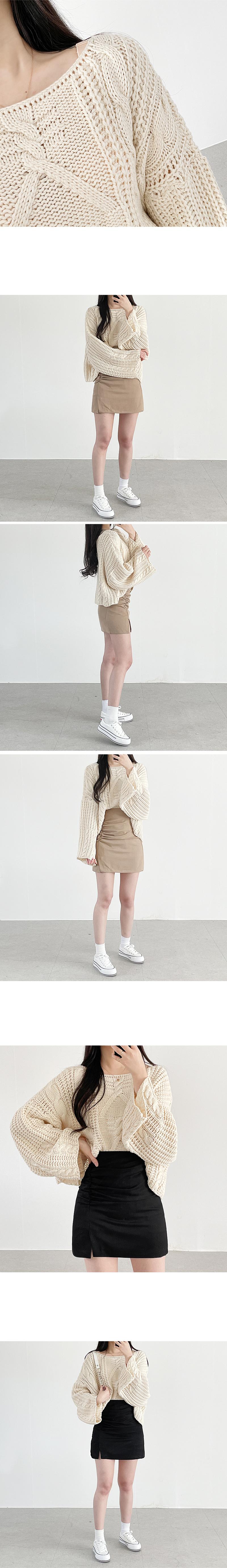 Innocent Silhouette Knitwear