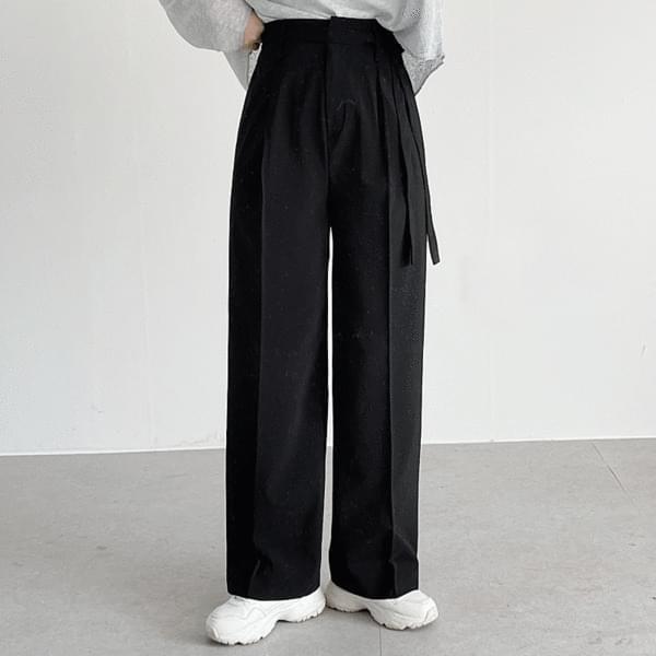 Long leg slacks trousers