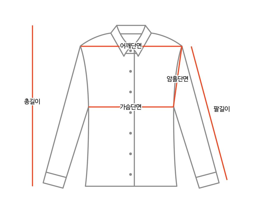 White Long Boxy-fit Linen Shirt