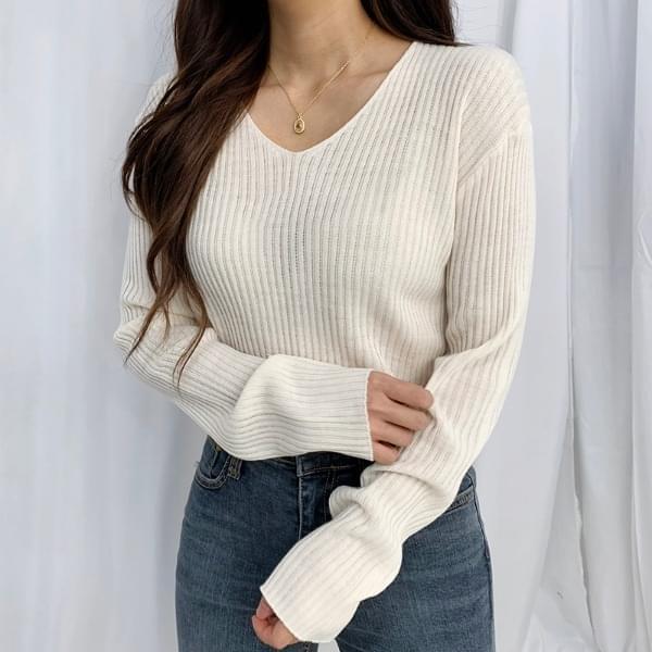 Brill Yeoly V-Neck Knitwear