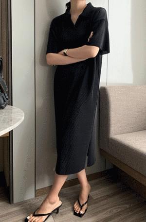 Benicara pleated Dress