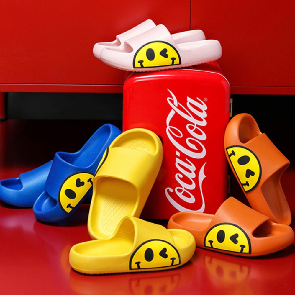 Wave Smile Slippers S#JI058