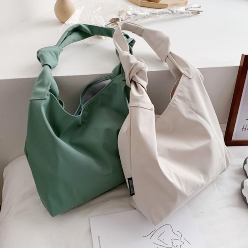 Knot Point Canvas Eco Bag B#YW095