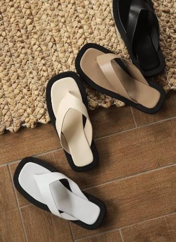 Emma platform squat slippers SPLTS2d104
