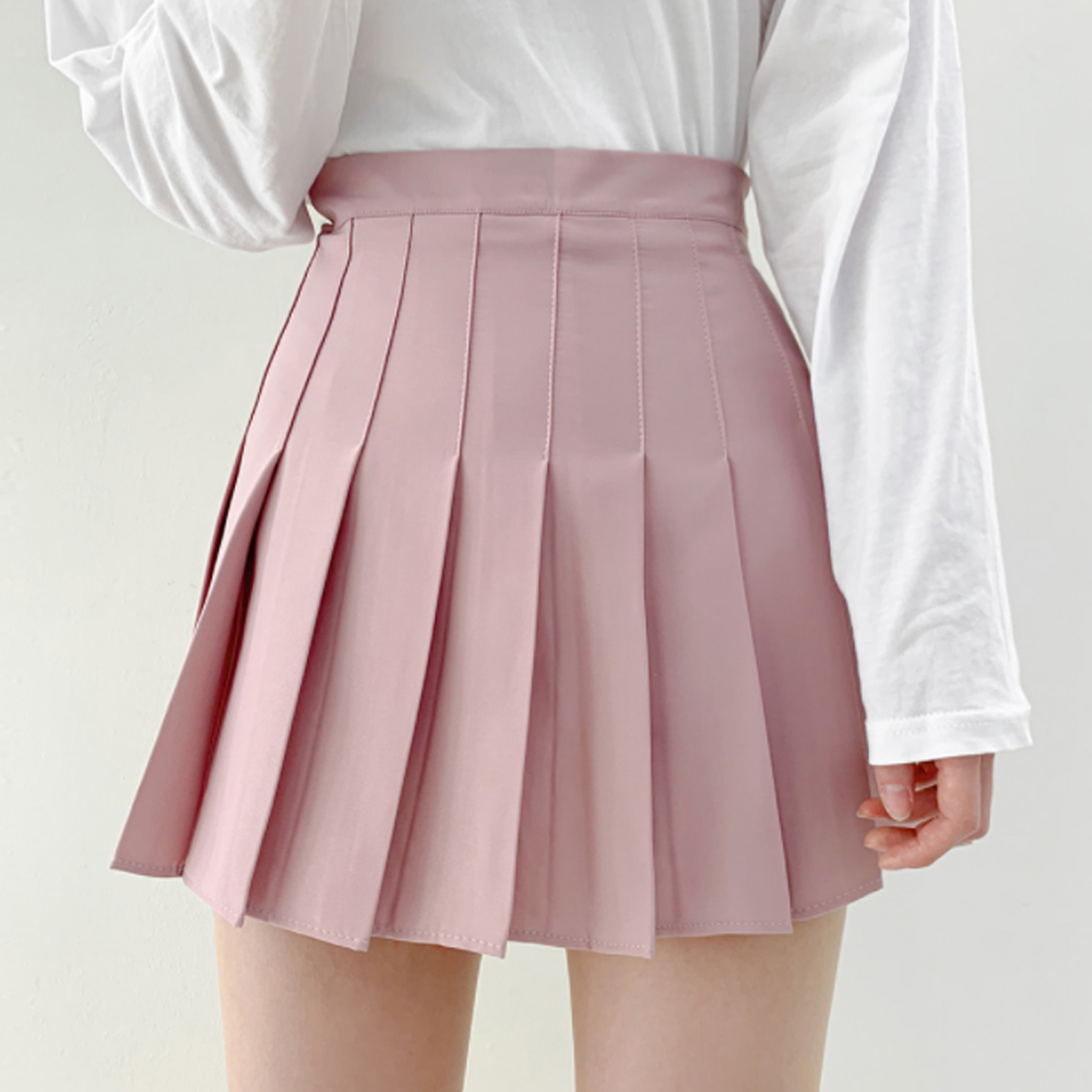 Pleated Mini Skirt Tennis Skirt P#YW019