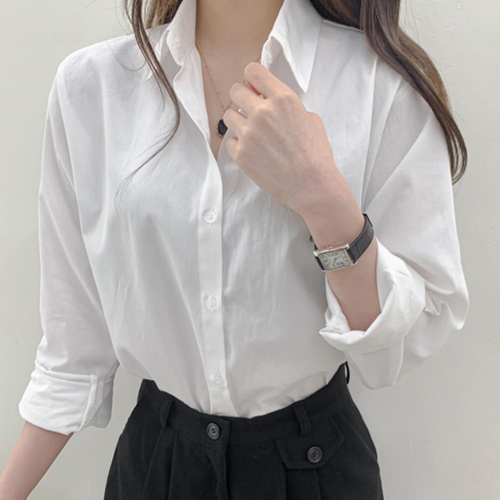 Basic Daily Common Shirt