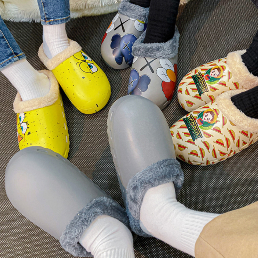 Elmer tall slippers S#JI038
