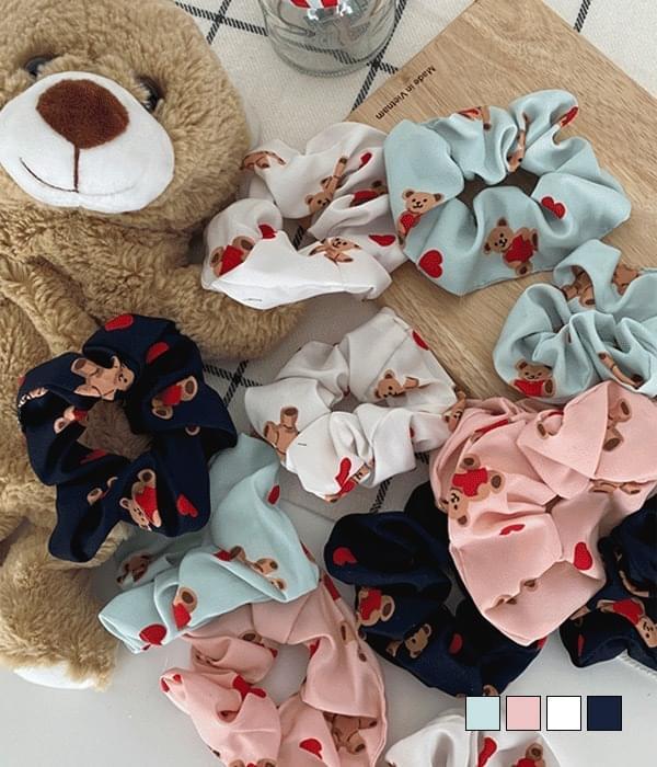 Heart teddy giblets braids