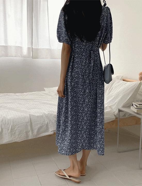 After Pintuck Dress(sora) 長洋裝