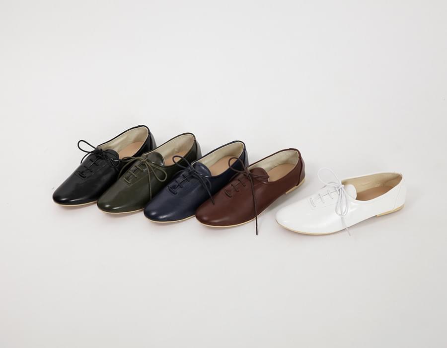 Tender basic oxford loafer_K (size : 230,235,240,245,250)