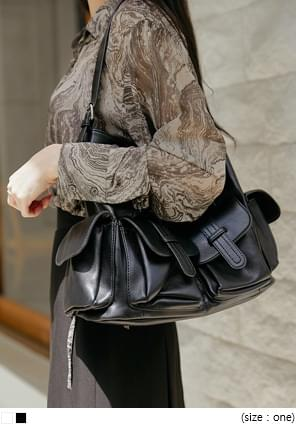 2-Way Leatherette Bag