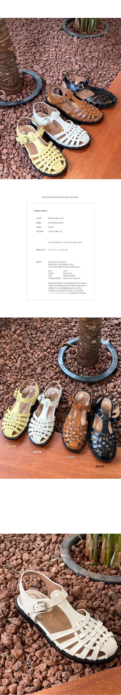 beiro strap sandals