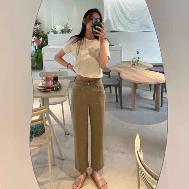 Someday Part 9 Cotton Pants
