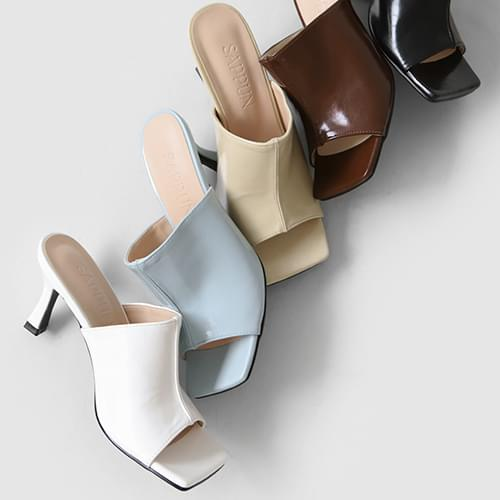 Claire Basic Mule Slippers