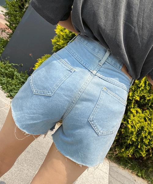 Marion Vintage I Spandex denim shorts
