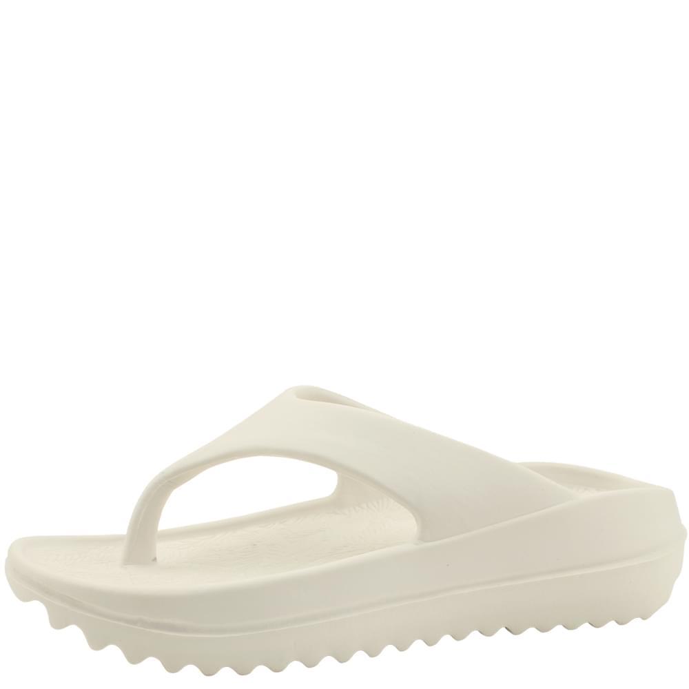 100g Ultralight Soft Gel Cushion Slippers White